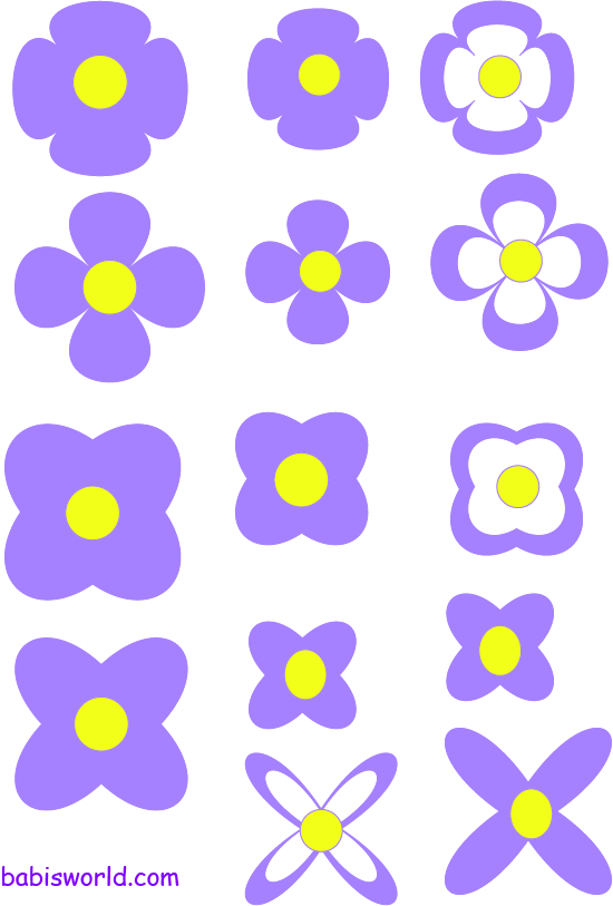 Moldes De Flores Para Patchwork Imprimir Blog Template And Post